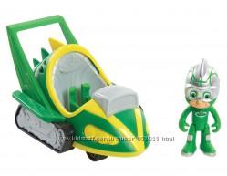 Герои в масках Just Play PJ Masks Turbo Blast Vehicles-Gekko
