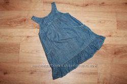 джинсовый сарафан от Cheroke