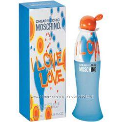 Парфюмерия Moschino для мужчин и женщин, оригинал