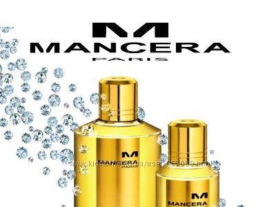 Парфюмерия Мансера Mancera, оригинал