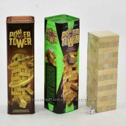 Игра Power Tower Данко Тойс джанга, дженга, jenga, вега, башня