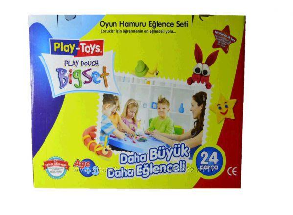 Масса, тесто для лепки Play Dough 42188 Bigset