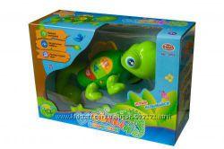Муз. разв. игрушка Весёлый хамелеон Play Smart 0952