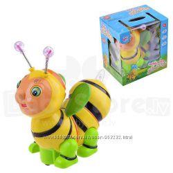 Муз. разв. игрушка Счастливая Пчёлка Play Smart 0912