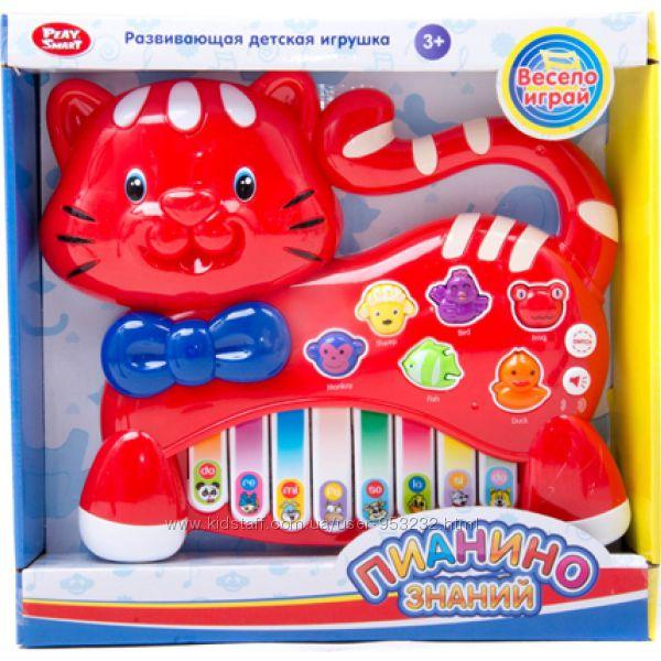 Орган Play Smart 7657A Пианино знаний с животными
