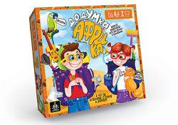 Карточная игра Danko Toys ДодУМка Африка Рус GDV-Afr-01