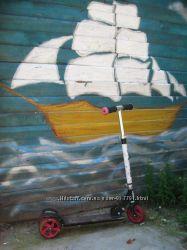 Трехколесный самокат Амигоспорт Explore