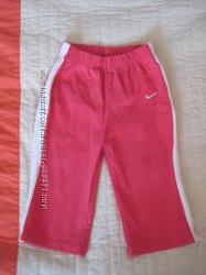 Брючки Nike 86-92 размера унисекс, хлопок