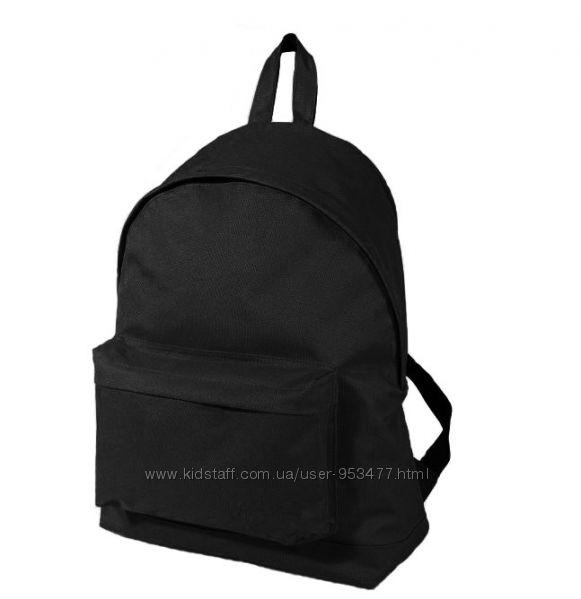 Рюкзак для прогулок - черный Р-015