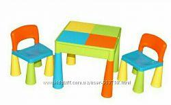 Комплект детской мебели Tega Baby Mamut стол  2 стула .