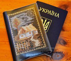 Обложка на паспорт Українська хата