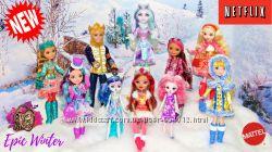 Кукла Ever After High Epic Winter Ashlynn Ella Эшлин Epic Winter Sparklizer