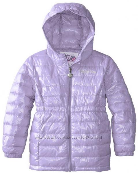 Легковесная деми куртка Twinkle Toes от Skechers Скечерс 5 - 6 лет США
