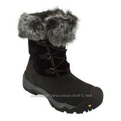 Сапоги Ботинки зима Keen Helena Casual Boots Jet разм. 36 23 см чёрные