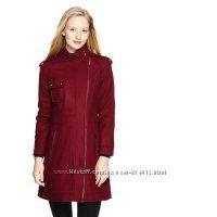 Новое Пальто VERTIGO PARIS Asymmetrical Collared Coat полная цена360дол США