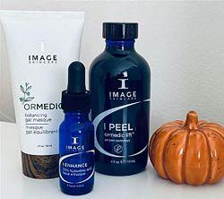 Распив всесезонный пилинг энзимный с алое Image Skincare Ormedic Lift США