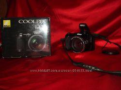 Фотоаппарат Nikon Coolpix L120 полная комплектация