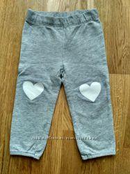 Спортивные серые штаны Carters на 18 мес Состояние новых. На рост 78-83 см.