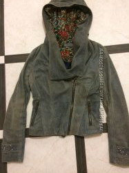 Кожаная куртка p. S