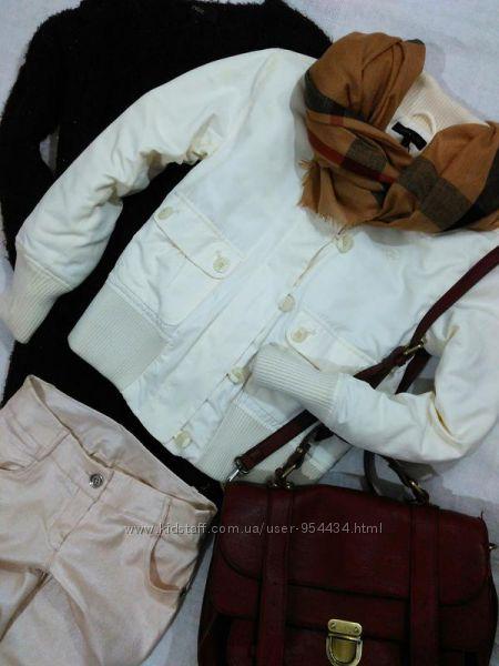 Короткая куртка Tommy Hilfiger, xxs-xs