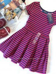 Платье с коротким рукавом от polo ralph lauren, 5, 6, 8-10лет