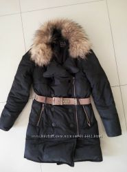 Пуховик пальто курточка зимняя