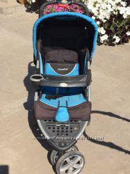 Продам детскую прогулочную коляску Geoby