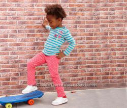 Вельветовые брюки в горошек для девочки ТСМ Tchibo