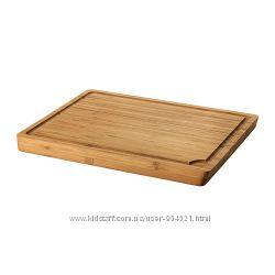 Доска для разделки мяса, бамбук Икеа 00233429