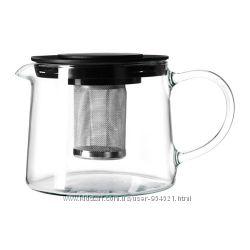 Чайник заварочный на 0. 6 л, ИКЕА 40297848