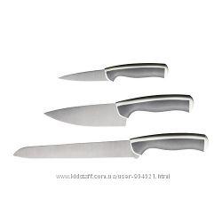 Набор ножей 3 штуки Andlig  Икеа 70257624