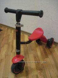 Велосипед Беговел-Самокат Geoby