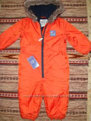 Зимний комбинезон Next, как после покупки, одевали мало