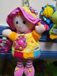 Подвеска погремушка lamaze ламазе Куколка