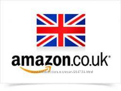 Amazon UK Англия - выкупаю каждый день под 5, доставка 4фунтакг
