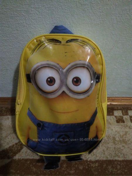 рюкзак нинзя черепашка H&M
