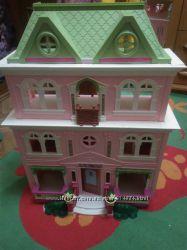 Большой домик для девочки
