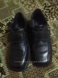 Фирменные туфли для мальчика Ecco