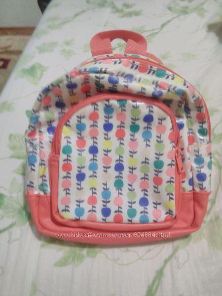 Фирменный рюкзак m&s
