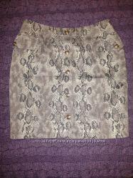 Versace новая юбка оригинал S-M