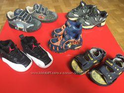 Брендовая обувь для маленького модника