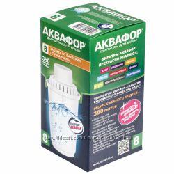Картридж для кувшина Аквафор глубокая очистка от хлора B100-8