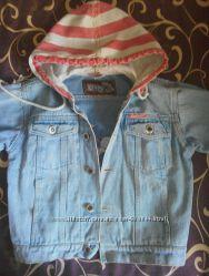 СрочноПродам фирменную джинсовую курточку-пиджак. унисекс.