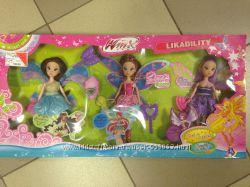 Куклы WINXВинкс набор 3в1