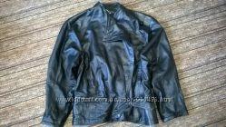 Куртка кожаная р-р 44 на переделку