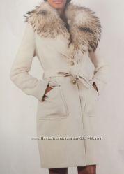 Пальто из натуральной шерсти 36размер42