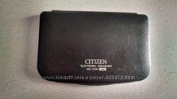 электронная книжка органайзер Citizen MB-165RA