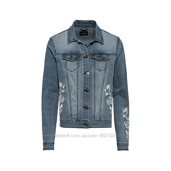 Esmara 38 p джинсовая куртка М