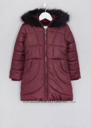 Пальто зимнее Matalan размер 134