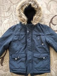 Куртка парка George 7-8лет
